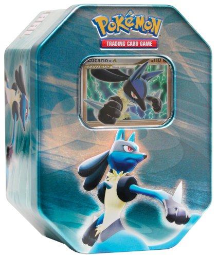 Preisvergleich Produktbild Pokemon Diamant & Pearl Lucario Tin Box