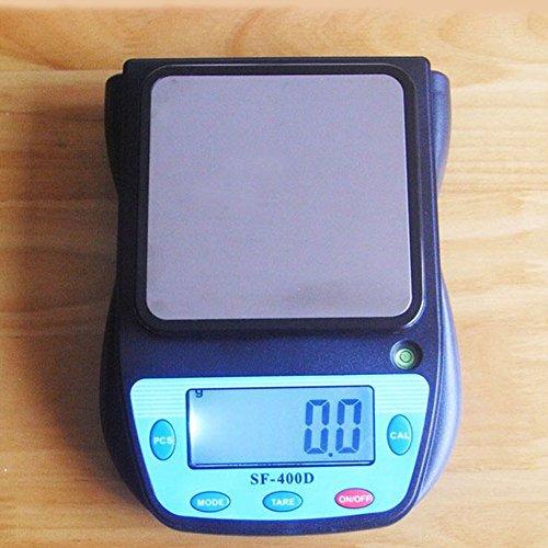 Lishi Küchen-Elektronische Skalen-0,01G-Präzisions-Balancen-Skalen Home Jewelry Medicine Scales 3000G,#2