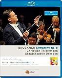 Anton Bruckner Symphonie Nr. 8 (Thielemann, Staatskapelle Dresden) [Alemania] [Blu-ray]