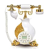 Fly Retro- Innenministeriumtelefon des kreativen antiken europäischen Gartens Telephone (Farbe : B)