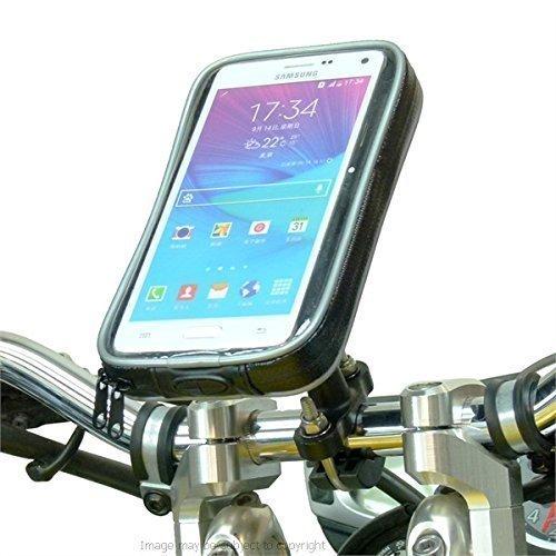 Starke Metall U-Bolt Motorrad Lenker Halterung für Galaxy Note 4(SKU 21055)