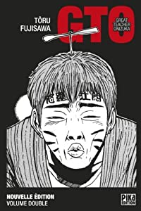 GTO : Great Teacher Onizuka Edition double Tome 2