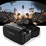 #7: Zebrics Shinecon Gaming vr Box Headset for All Smartphones with 4.7inch to 6inch Displays (Black)