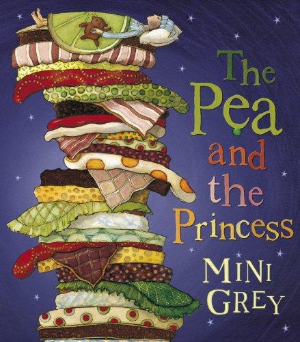 The Pea And The Princess por Mini Grey