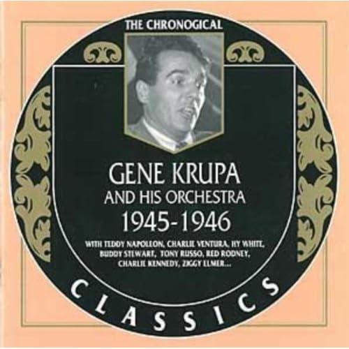 Gene Krupa Et Son Orchestre 1945-1946