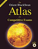 #2: The Orient BlackSwan Atlas for Competitive Exams