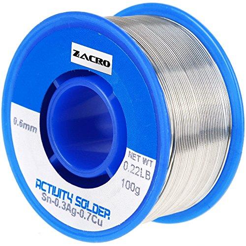 zacro-06mm-lead-free-solder-wire-sn99-ag03-cu07-100g