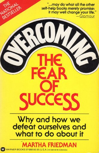 Overcoming the Fear of Success
