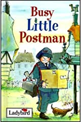 Busy Little Postman - Ladybird Little Stories Hardcover
