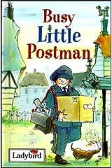 Busy Little Postman - Ladybird Little Stories Hardcover