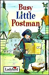 Busy Little Postman - Ladybird Little Stories