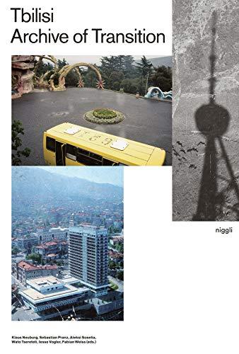 Tbilisi - Archive of Transition par Klaus Neuburg
