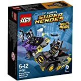 LEGO DC Super Heroes 76061 - Mighty Micros: Batman vs. Catwoman