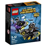 #7: Lego Mighty Micros Batman Vs Cat Woman, Multi Color