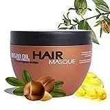 hjr Marokkanische Hydrating Argan Oil Hair Maske/Masque und tief Klimaanlage 100% reines natürliches Öl für trockene geschädigtes Haar