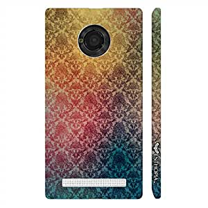 Micromax Yu Yuphoria AMBIENTE designer mobile hard shell case by Enthopia