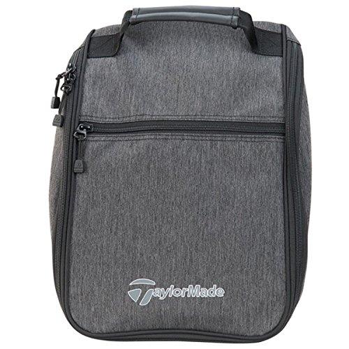 TaylorMade Klassische Schuhtasche - Heidekraut Grau (Teiler Golf Bag)