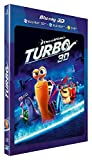 Turbo [Combo Blu-ray 3D + Blu-ray + DVD]