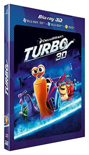 TURBO [COMBO BLU-RAY 3D + BLU-