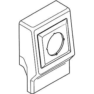 Rehau Elektro.Inst. Einzeltank leer SL ETleer200500 lgr lgr m.Blende SL;SL 50;SL 70;SL-L 50;SL-L 70;SL-T 50;SL-T 70 Geräteträger für Sockelleistenkanal 4007360322205