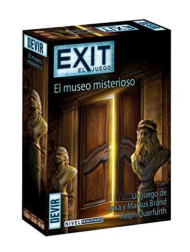 Exit 10, El Museo Misterioso