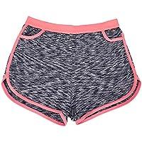 Zgsjbmh Mujer Pantalones Cortos Pantalones Cortos de Entrenamiento para Mujeres Pantalones Cortos de Gimnasia Deportiva, Secado rápido para Mujeres Running Pantalones Cortos de Yoga