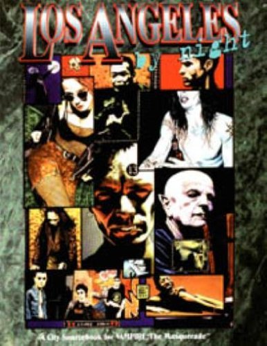 Los Angeles by Night (Vampire: the Masquerade) by Noah Dudley (31-Dec-1994) Paperback