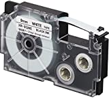 Casio cinta laminada Extra stark klebend XR-9GWE Bandfarbe: blanco Schriftfarbe:negro 9 mm 5.5 m