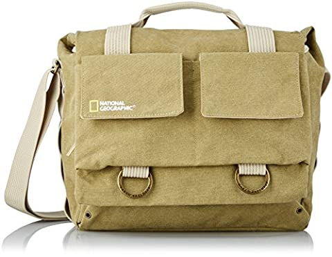 National Geographic Earth Explorer - camera cases (Messenger, Beige, 180 x 330 x 300 mm)