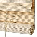ZEMIN Sonnencreme Bambus Rollo Wasserfest Sonnencreme Teehaus Hintergrund Halbschattierung Schlafzimmer 6 Farben 12 Größen Kann Angepasst Werden Schutz (Farbe : C, größe : 120x180cm)