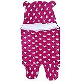 BRANDONN All In 1 Multipurpose Baby Boy's And Baby Girl's Baby Blanket/Safety Bag/Sleeping Bag/Baby Bedding/Baby Bed For Babies For Babies