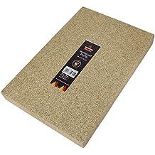 Kamino-Flam Plancha protectora de vermiculita, para chimenea, estufa, horno y barbacoa