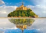 Clementoni 31979.4 - Puzzle Mont S teilig Michel 1500 teilig