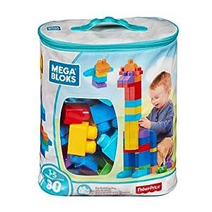 Mega BloksFirst Builders Big Building Bag 80 piece set creative open building & construction toy