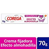 Corega Efecto Almohadilla- Crema Fijadora para Prótesis Dentales - 70 gr