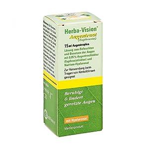 Herba-Vision Augentrost, 15 ml Lösung