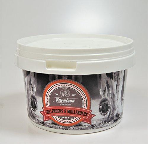 Mallenders & Sallenders Cream 500ml (Farriers Original M&S Cream) 1