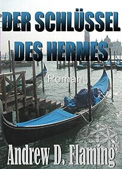 Buch Cover für Der Schlüssel des Hermes