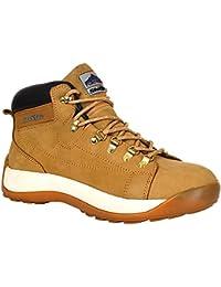 Portwest Steelite Mid Cut Nubuck Boot Sb, Chaussures de sécurité Homme