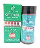 Keton-Teststreifen, der effektive und akkurate Keto-Test für eine ketogene Ernährung, XL-Packung von Reagenzstreifen für Urinalyse in Sekunden