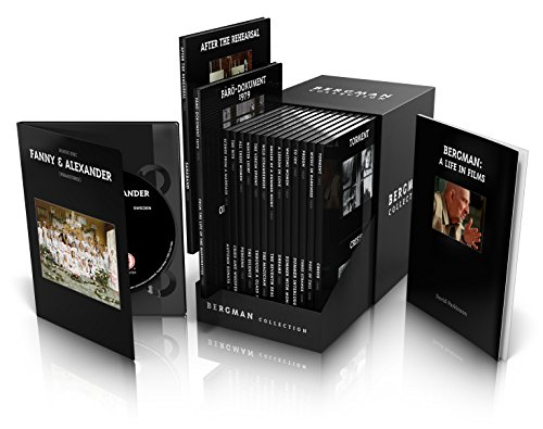Bergman - The Collection - Limited Edition 31 disc Box Set (2017) [DVD] [UK Import]: Alle Infos bei Amazon