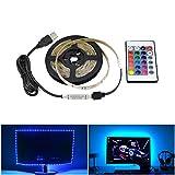 5V USB Port LED Sous la Lumière du Cabinet Lampe RGB pour Armoire Penderie Cabinet...