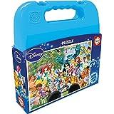 Disney - Puzzle Maravilloso Mundo, 100 piezas (Educa Borrás 16517.0)
