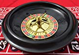 12 Inch Roulette Wheel With Balls - Brand New
