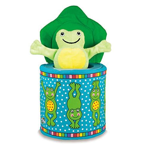 Frosch in der Dose (Box Jack)