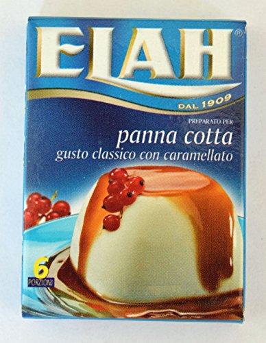 Elah Panna Cotta 3D Fridge Magnet - Made in Italy - 7844