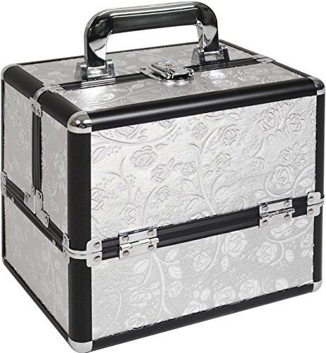 hst-small-professional-beauty-box-vanity-case-cosmetic-makeup-organiser-9-compartment-silver-rose