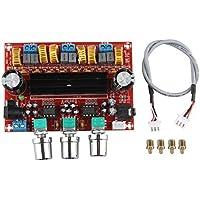 haljia TPA3116D22x 50W + 100W 2.1canales Digital Subwoofer amplificador de potencia Junta DC12V-24V