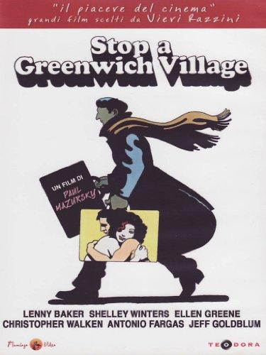 Stop a Greenwich Village [IT Import]