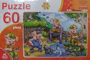 D-Toys - Rompecabezas, 60 Piezas (DT61478-BA01)